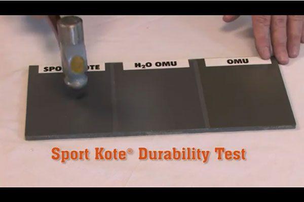 Sport Kote vs. Ballpeen Hammer
