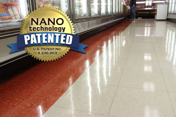 Patent Awarded for Nano Technology