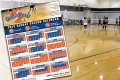 Sport Kote Recoat Calendar