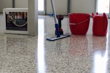 Terrazzo Coating Results