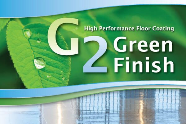 G2 Green Finish